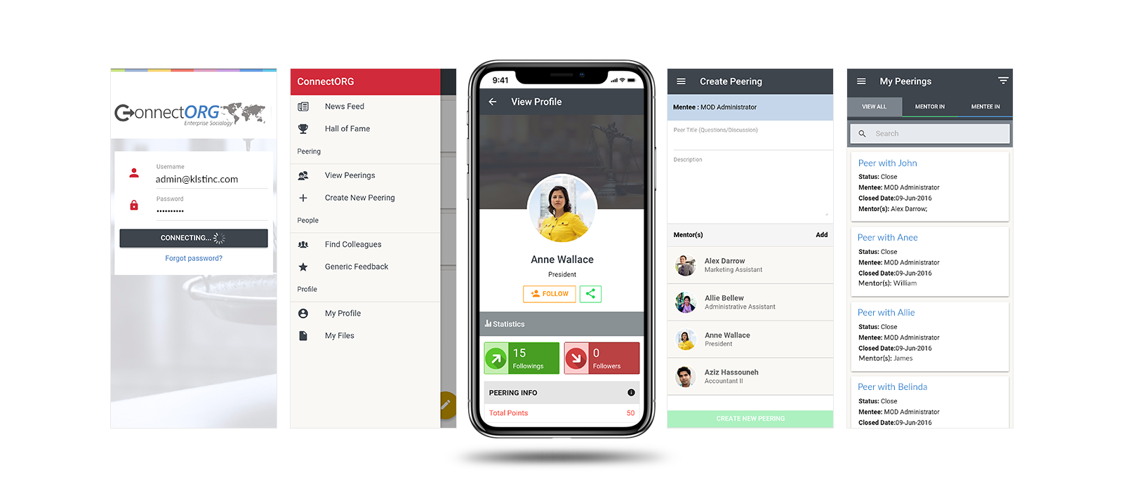 connectorg-mobile-screen